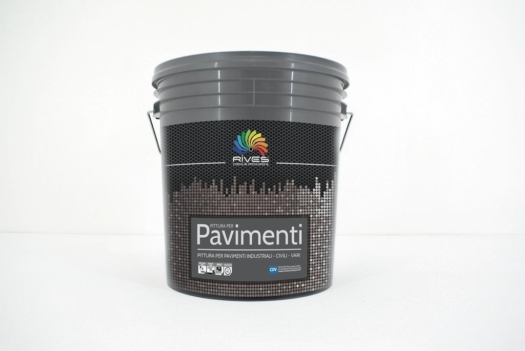 Pittura Per Cemento Esterno : Pittura per pavimenti rives colors decorations