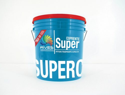 Supercoprente Red Quality