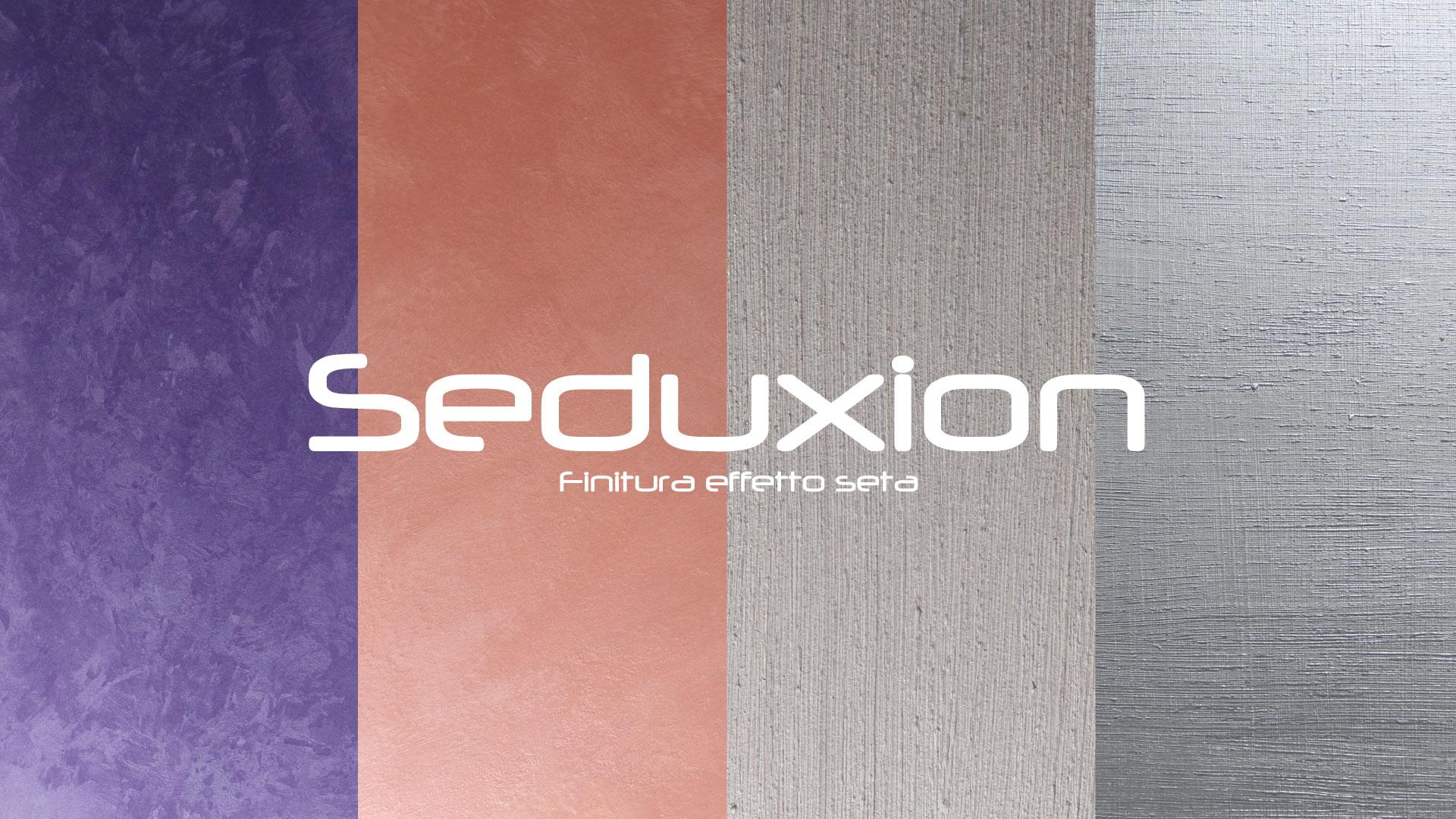 Pittura Pareti Effetto Seta : Seduxion pittura decorativa effetto seta rives colors and