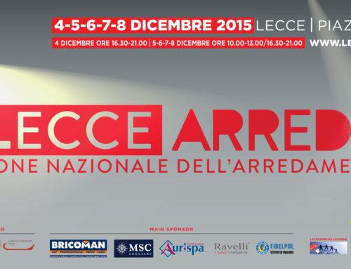 Rives a Lecce Arredo 2015
