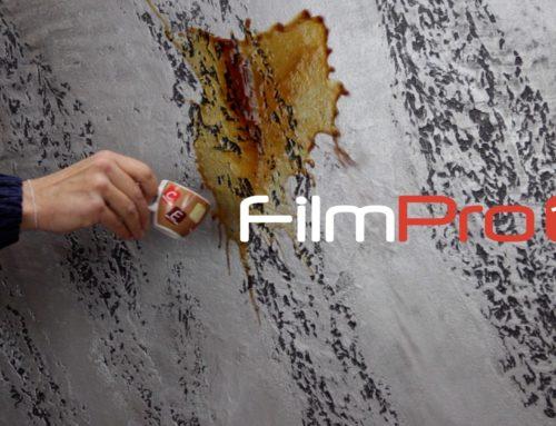FilmPro 1C vetrificante protettivo per pitture decorative