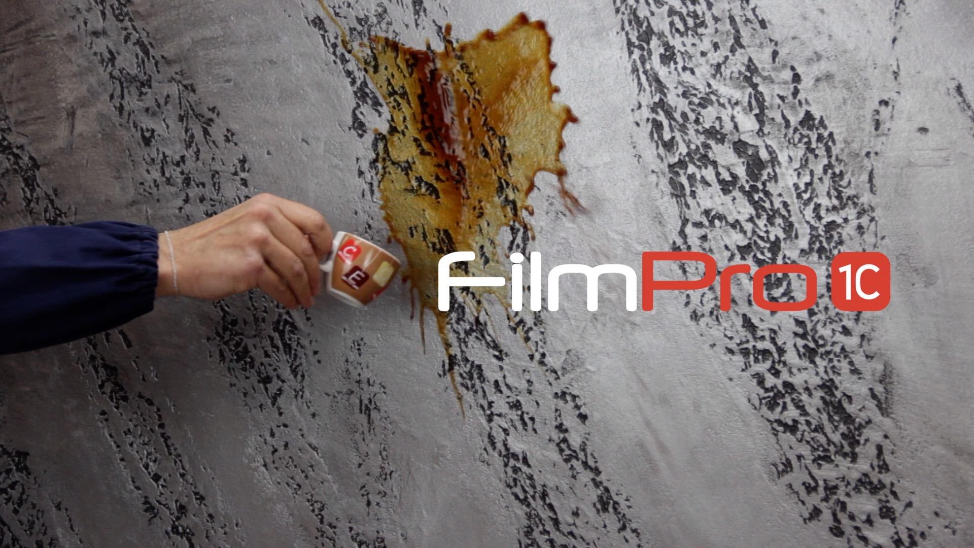 FilmPro 1C prova resistenza caffè