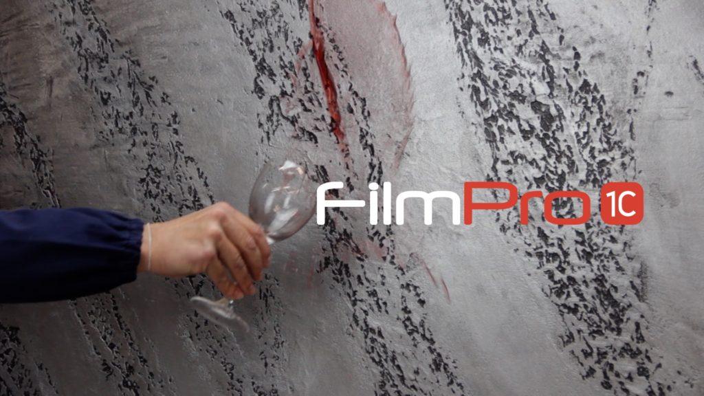 FilmPro 1C prova resistenza vino