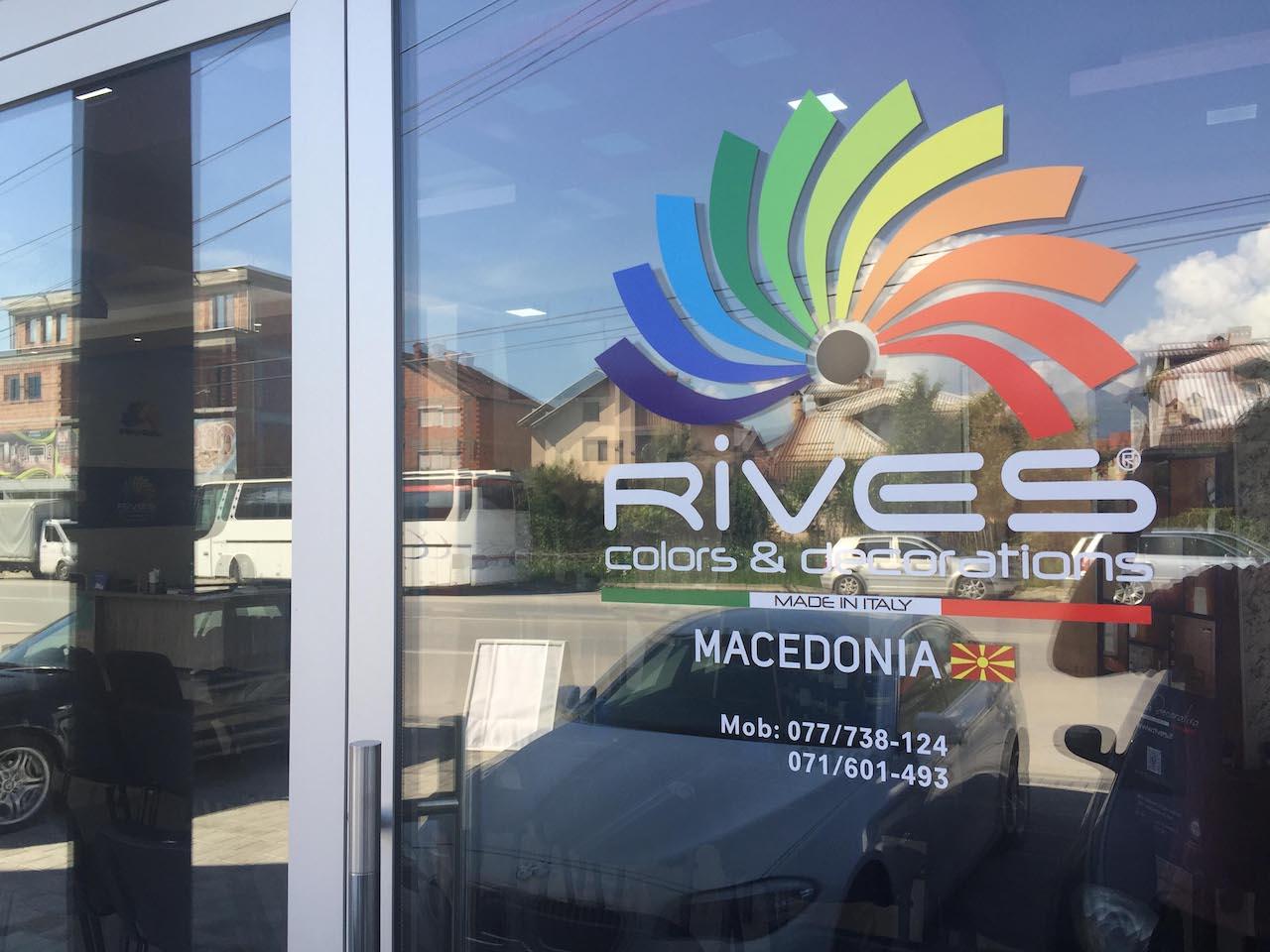 Rives Colors & Decorations - produzione pitture murali e ...