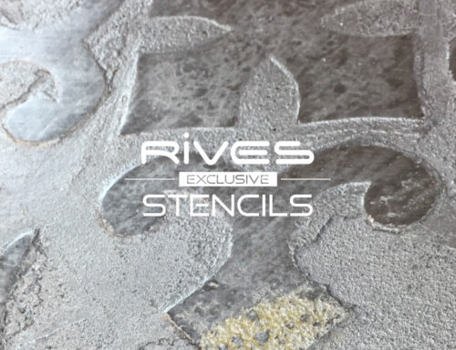 Rives Exclusive Stencil ST 59