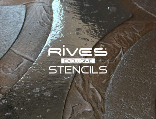 Rives Exclusive Stencil ST 60