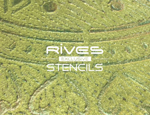 Rives Exclusive Stencil ST 61
