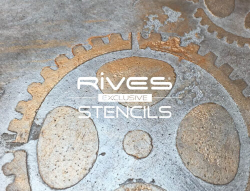 Rives Exclusive Stenci ST 63