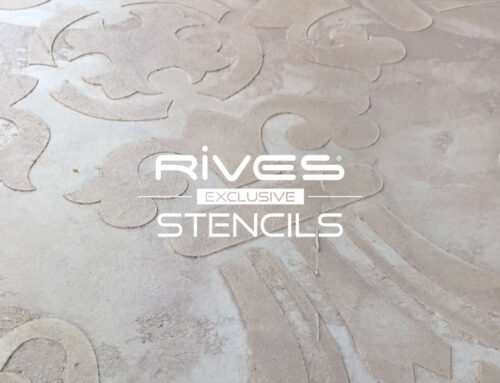 Rives Exclusive Stencil ST 03