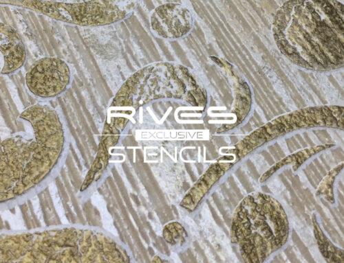 Rives Exclusive Stencil ST 05