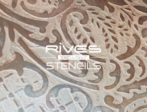 Rives Exclusive Stencil ST 06