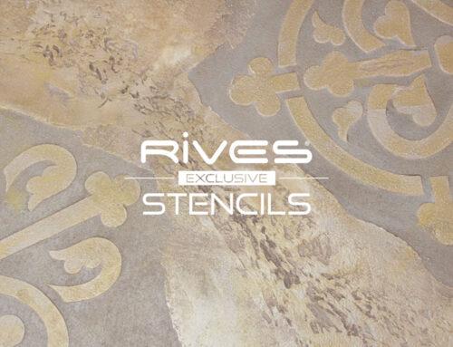 Rives Exclusive Stencil ST 01-02